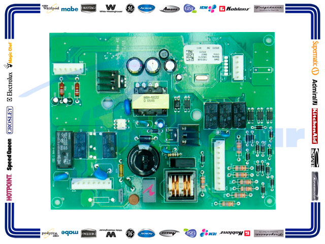 TARJETA CONTROL RTEF. MAY. usar W10890094