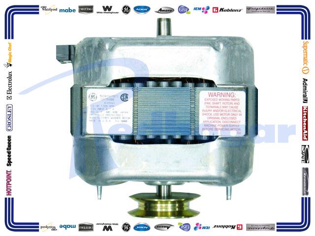 MOTOR MOD 1 VEL 1/HP P/LAV C/BOMBA ELECTR