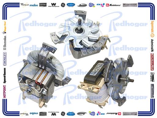 MOTOR ESQUELETO C/VENTILADOR C/BASE 120V 60HZ MABE