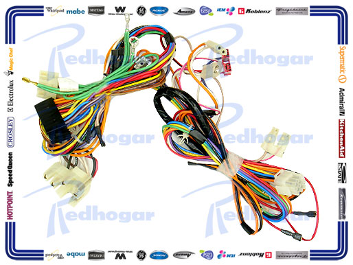 CABLEADO TL110 MOT EMERSON