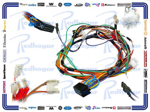 CABLEADO LEA8800 Y LDA8800
