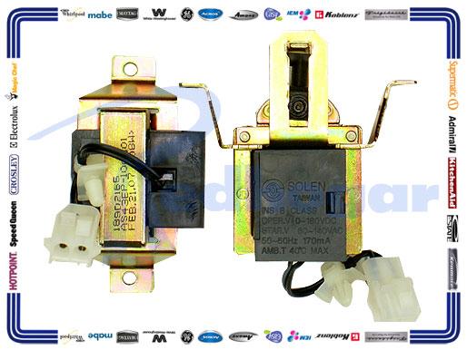 SOLENOIDE NAUTILUS ID SYSTEM USAR 189D2165P004