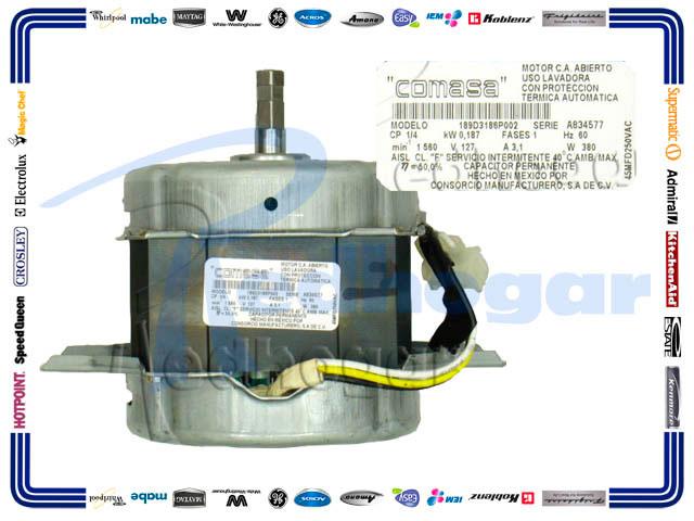 MOTOR ID SYTEM 1/4 AMAZONAS USAR 189D4153P002