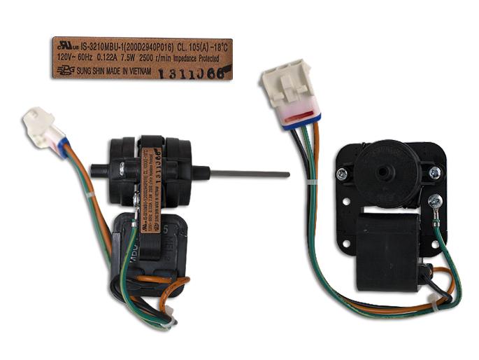 MOTOR ESQUELETO PLASTICO F/LARGA c/arnes idem 200D2940P011