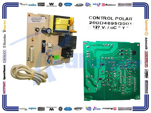 CONTROL AMBIENTAL ELECTRONICO 16 18 LARGO