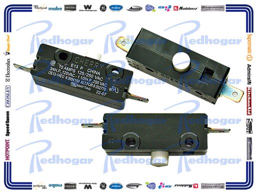 MICROSWITCH PUERTA USAR 279347