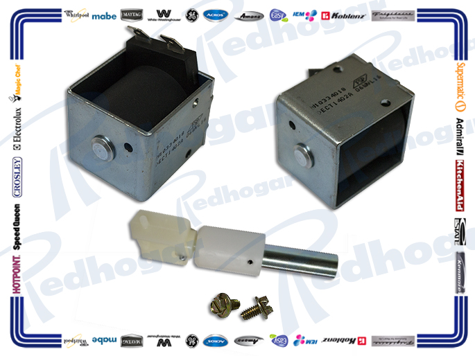 SOLENOIDE ICE MAKER WH
