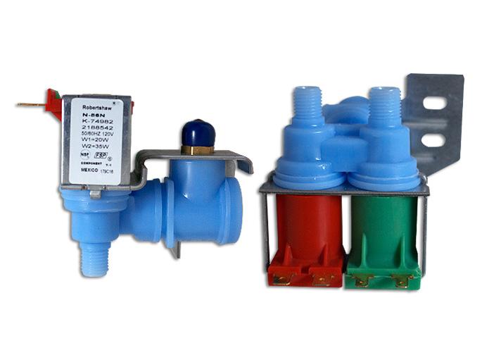 ELECTROVALVULA doble MOD ICE MAKER WP2188542 4431146