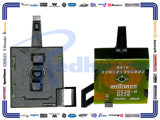 SELECTOR 8 POSICIONES AMAZONAS USAR 228C1256G001