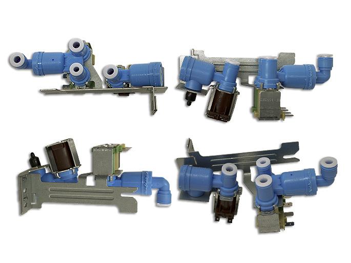 ELECTROVALVULA ICE MAKER 240321801 240505101 240505102 240508101 240508102 240531101 241734302