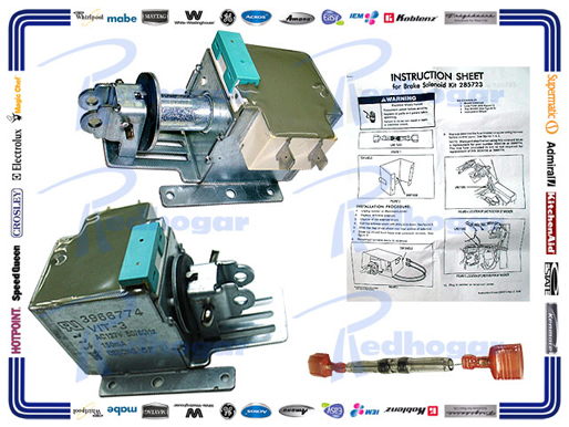 SOLENOIDE USAR 3966774