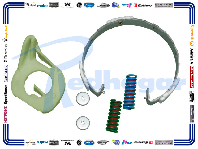 CLUTCH SOLO LAV. WHIRLPOOL IMPORTACION usar 285790, 285790-WHI