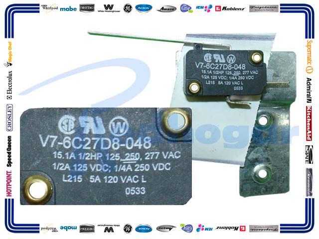 MICROSWITCH TAPA CORTO CUBIERTA USAR 323B1215G001