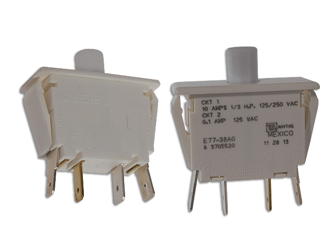 MICROSWITCH PUERTA SEC. MAY. 33002038