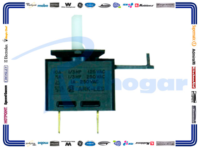 MICROSWITCH WH ARRANQUE 3395382