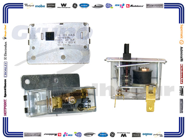 MICROSWITCH WH ARRANCADOR TIPO RELAY