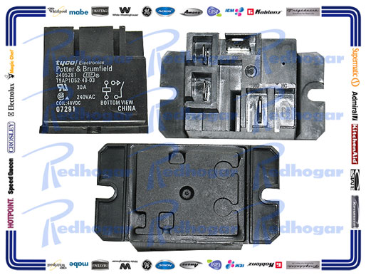 RELAY POWER SEC. WH 3405281