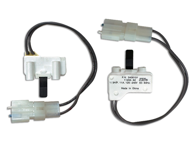MICROSWITCH SEC WH sust 3405104, 3405105