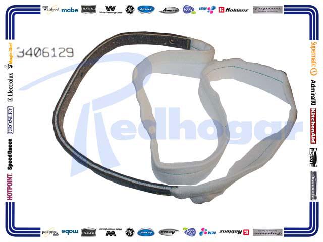 FELPA TAMBOR WH ANTIGUA USAR W10663510