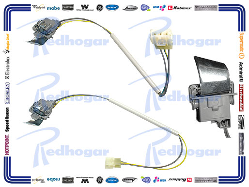 MICROSWITCH CORTO PROTECCION/METAL SUST. 3949239, 3949240