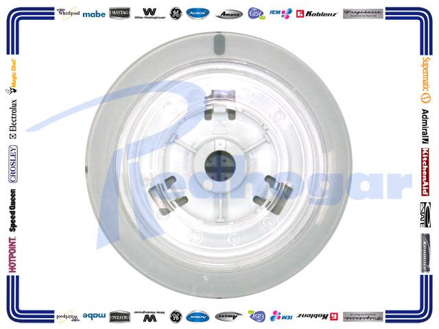 DISCO INDICADOR BCO WH PROG/PLASTICO 3949428