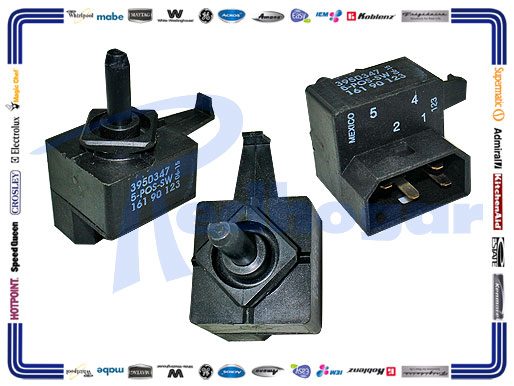 MICROSWITCH LAV WH.