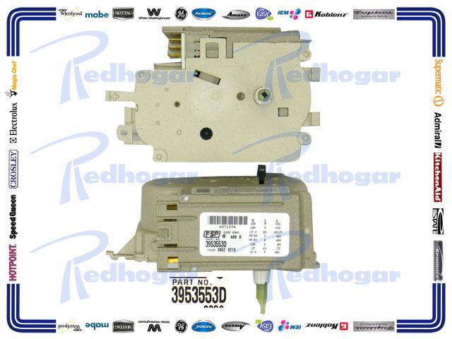 PROGRAMADOR PLASTICO MODERNO 3953553