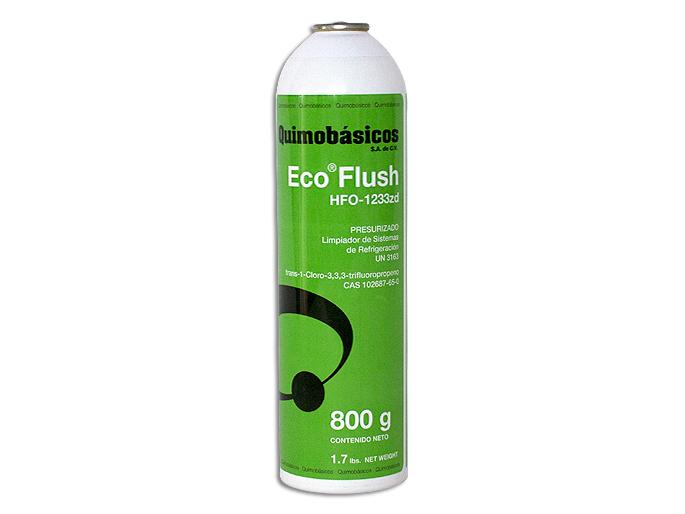 ECONOLATA .800 KG. eco flush hfc-1233zd AGENTE DE LIMPIEZA