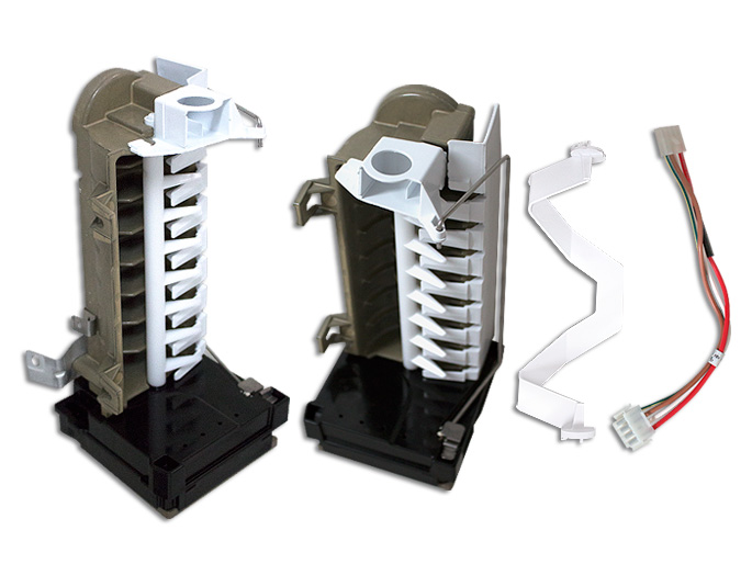 ICE MAKER WH S/TAPA W10632400  W1019097