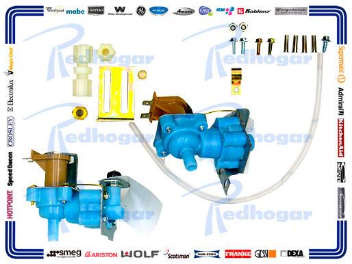 ELECTROVALVULA ICE MAKER SENCILLA WH 4318047VP