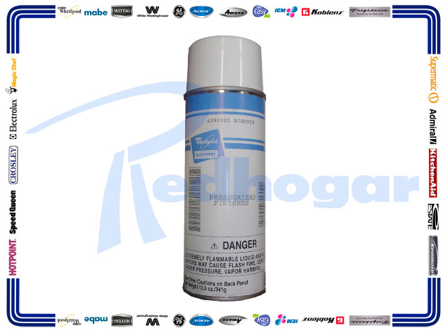 PINTURA SPRAY BISQUET MATE