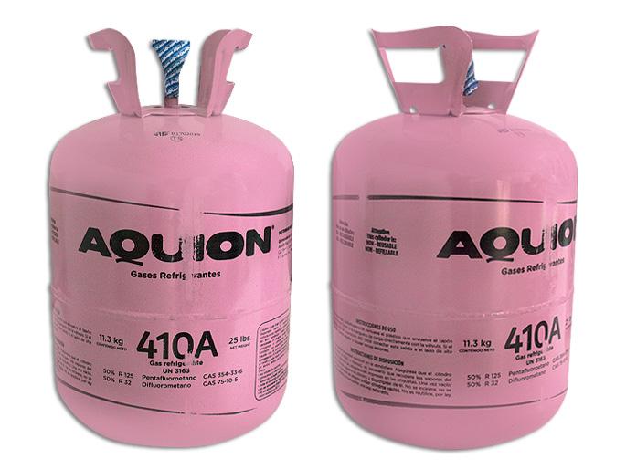 GAS BOYA 11.3K R410A   AQUION HFC 410A