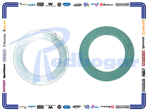 RONDANA GRAFITO SELLO LAV. W.W. 5308002401