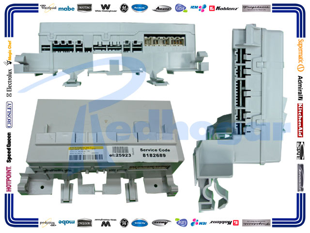 CONTROL ELECTRONICO WH