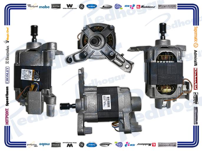 MOTOR LAV CARGA FRONTAL (CIM 2/55-132/WH12 Line A31 WK 18/15) 8182793
