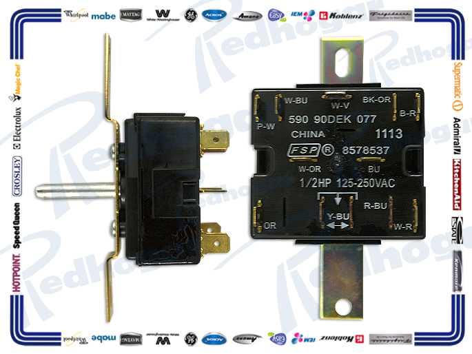 MICROSWITCH SELECTOR