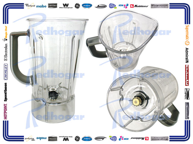 VASO KITCHEN AID USAR W10390812 W10555711
