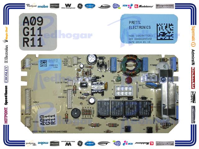 TARJETA ELECTRONICA AQUA-LIRA 18K (189D5477G011)