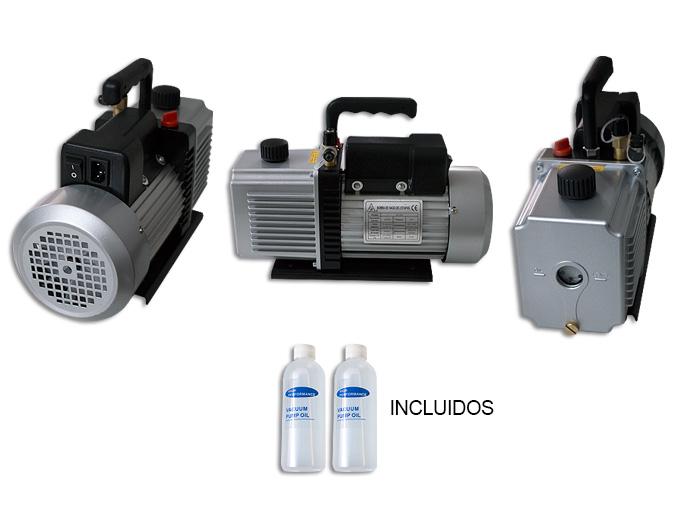 BOMBA VACIO 1 HP 110-127-V 60 HZ (12 CFM)