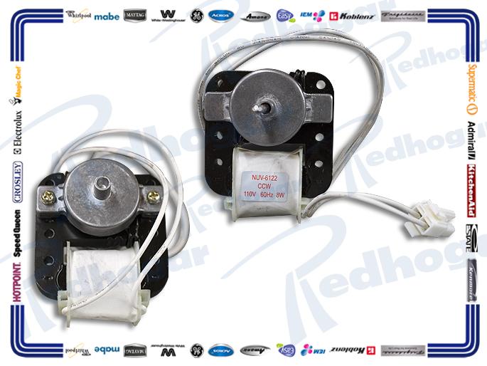 MOTOR ESQUELETO 110V 60 Hz DAI6122