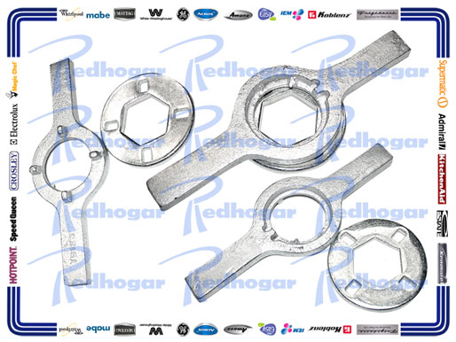 LLAVE WH,MAYTAG,MABE OLY 12393, 12393S  USAR TB123A-RDX