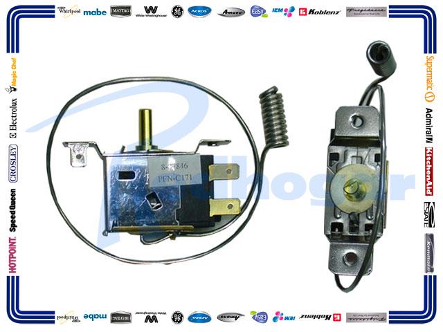 CONTROL AMBIENTAL C/ESPIRAL LG KOREANO 3018306400