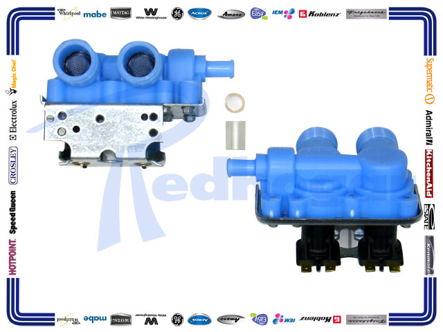 ELECTROVALVULA AZUL ALTA  USAR  WV1-JAS 358276  WH00X531-RS