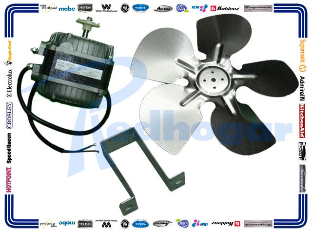 MOTOR 16W 115V C/ASPA Y SOPORTE