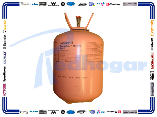 GAS BOYA 13.6 KG. MP39 GENETRON
