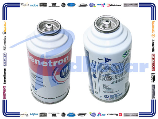 ECONOLATA GAS 284 GRS. MP39 GENETRON