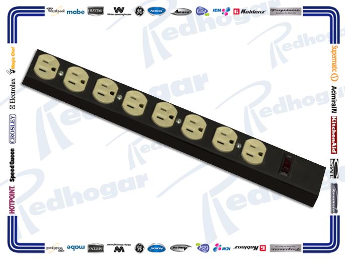 MULTICONTACTO ELECTROTEC 8 CONTACTOS