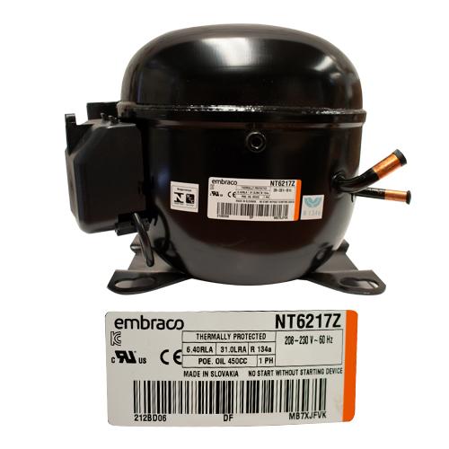 COMPRESOR 3/4  R134a 208-230V 60HZ ALTA PRESION DE OPERACION DE RETORNO EMBRACO