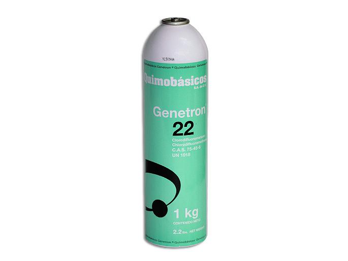 ECONOLATA GAS 1 KG.R22 GENETRON (15 PZ)