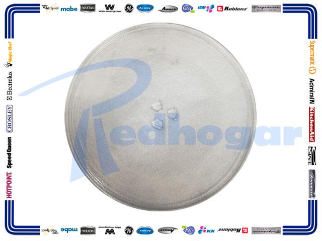 PLATO REDONDO 32.4CMS C/GIRATORIO